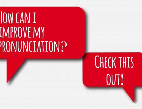 Improve your English pronunciation