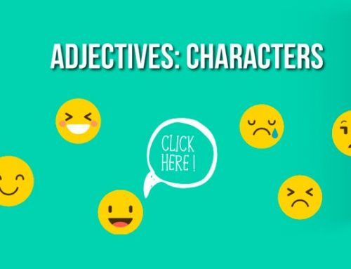 Adjectives: Character