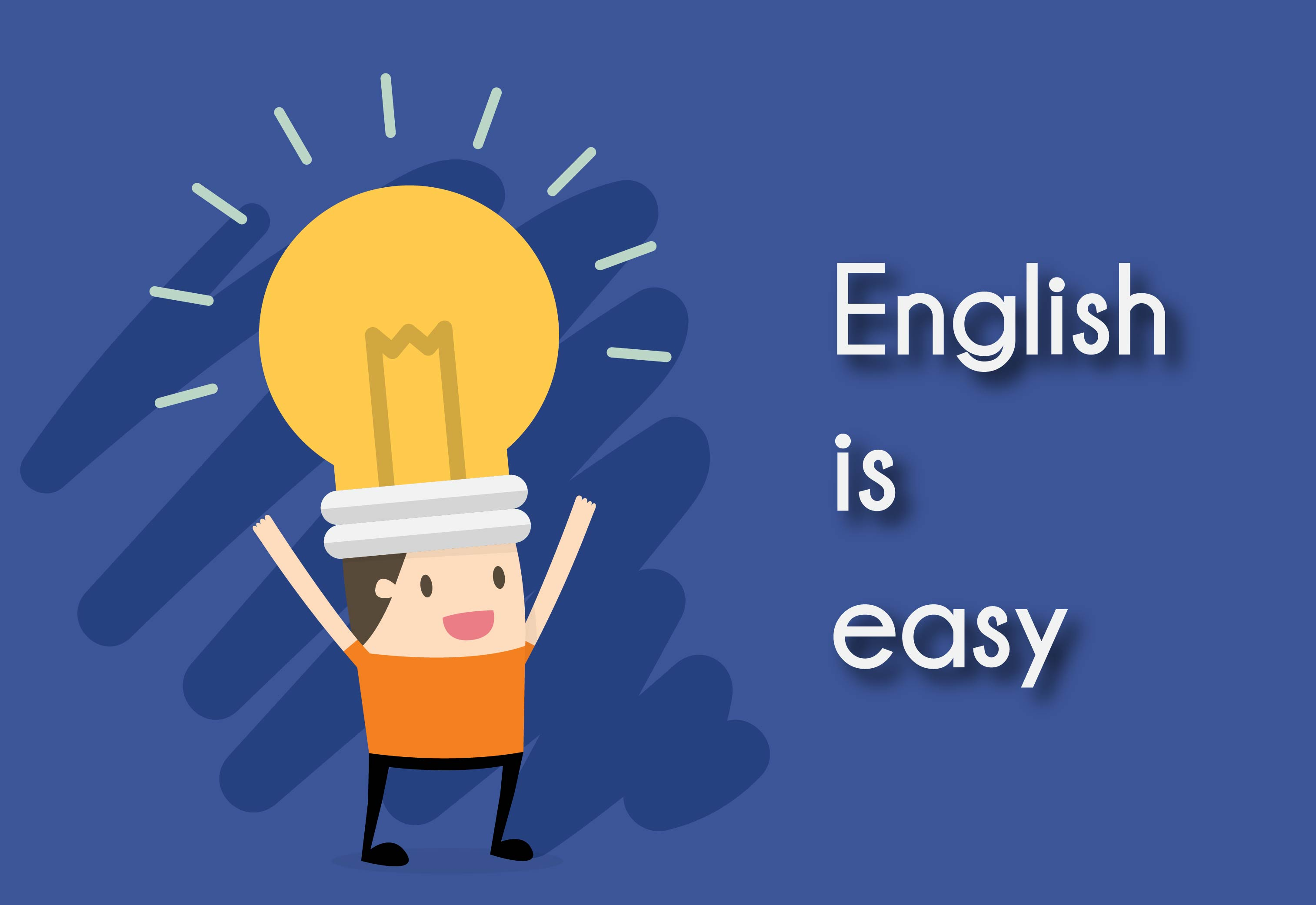 know a lot of english