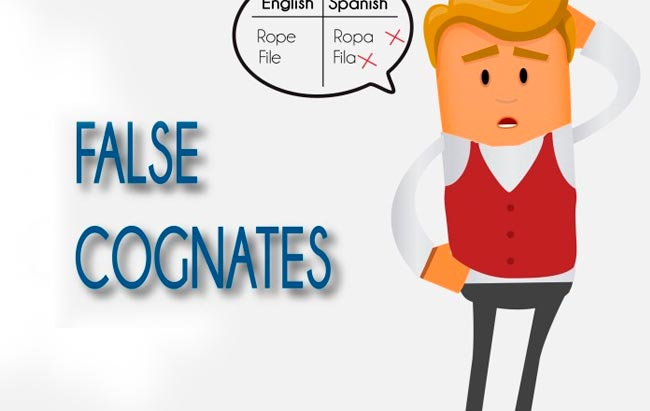false cognates