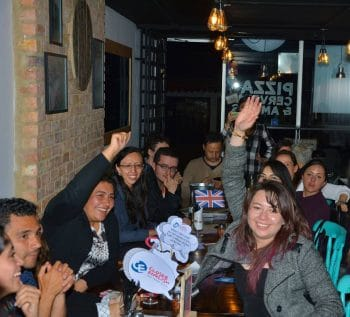 cursos de español para extranjeros Bogotá
