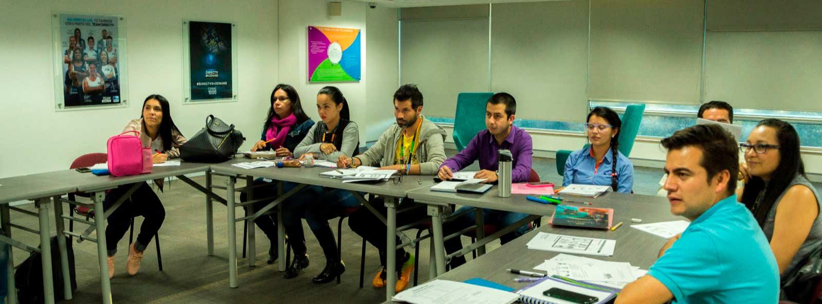 Cursos de Ingles para Empresas en Bogotá