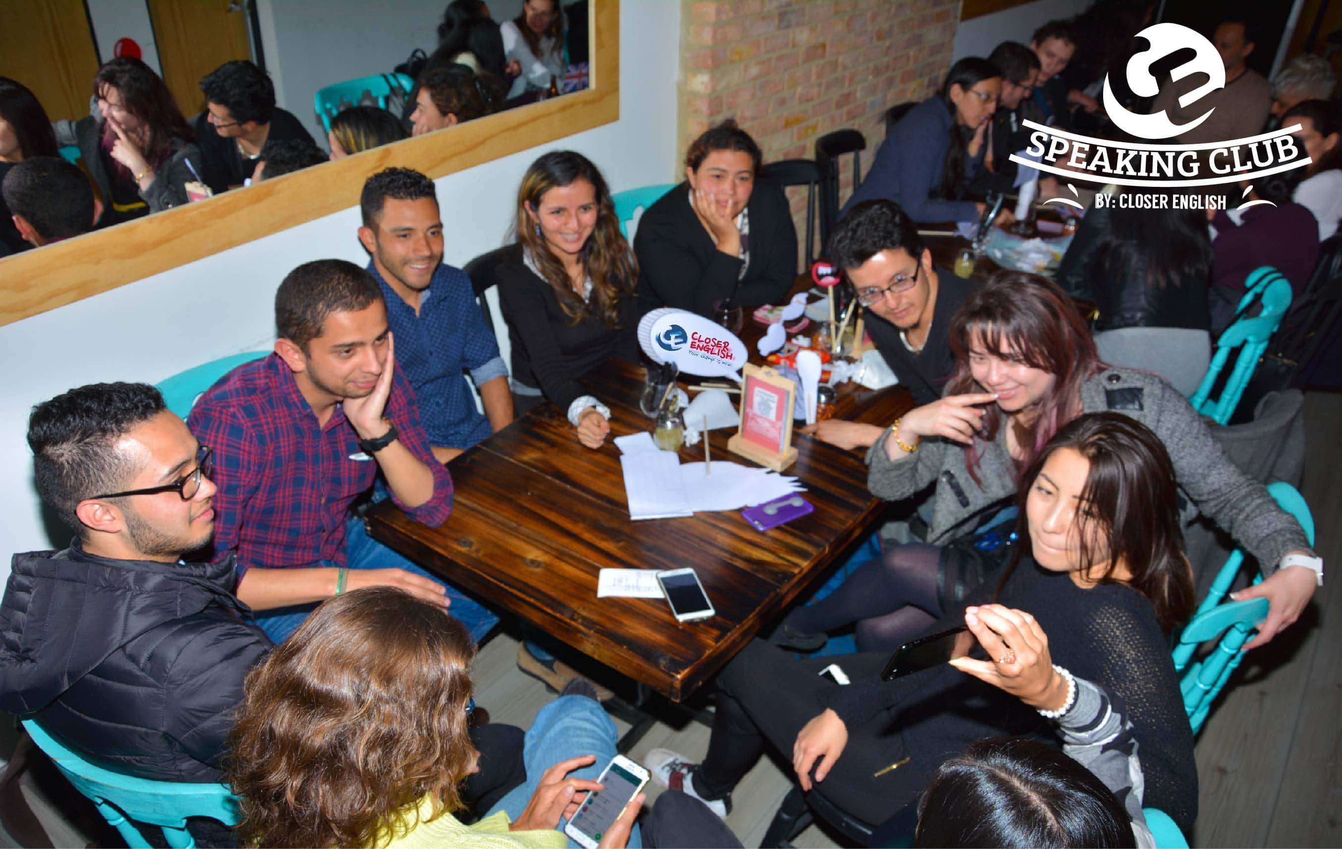 Clases de Inglés Personalizadas en Bogotá