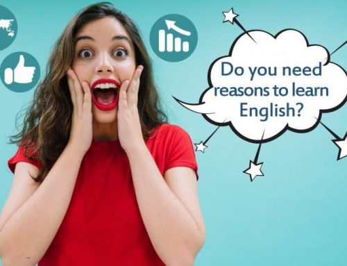 Do you need reasons to study English? Here you are!