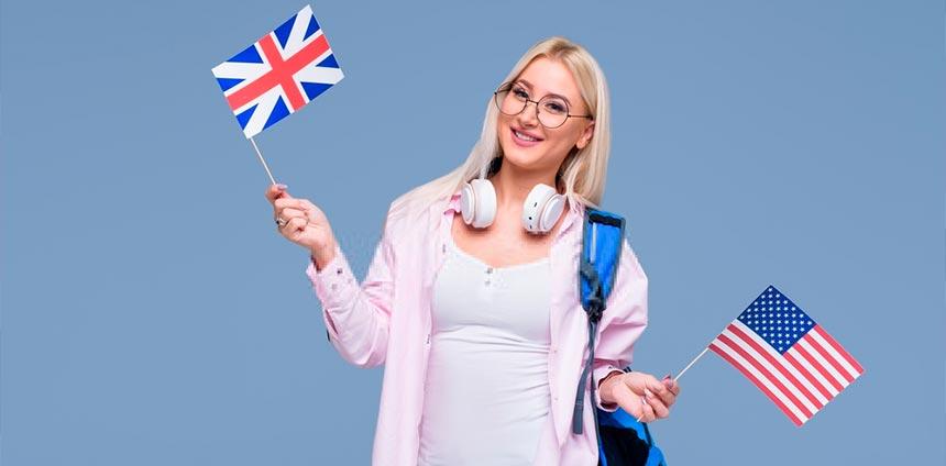 ¿Qué diferencia hay entre el inglés británico y el inglés americano?¿Qué diferencia hay entre el inglés británico y el inglés americano?