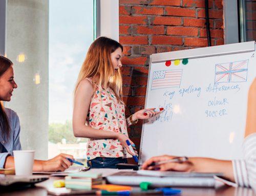 5 maneras de hacer una clase de inglés más dinámica
