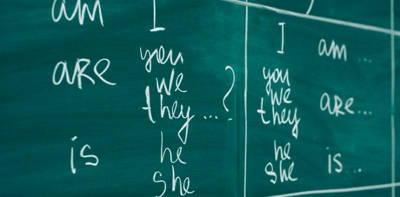 ¿Qué es el verbo TO BE?