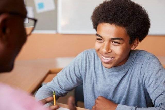 El profesor se centra en los objetivos de cada alumno: