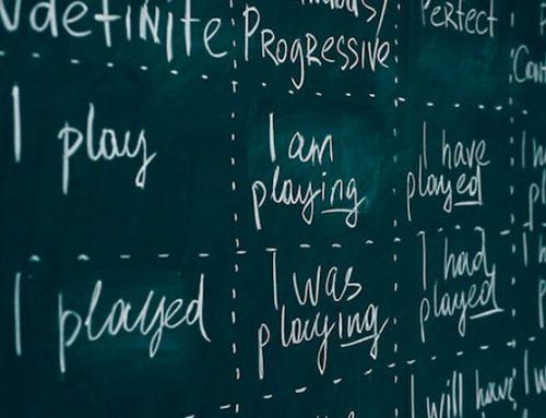 Estudiar inglés: ¿Cómo reconocer los tiempos verbales?