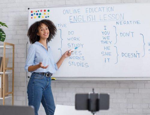 10 consejos para tomar clases online de inglés y aprender al máximo