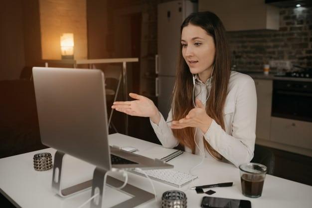Clases virtuales de inglés para empresas
